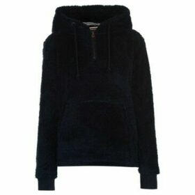 Soulcal  OTH Snug Hoodie Ladies  women's Fleece jacket in Blue