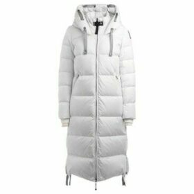 Parajumpers  white Panda coat padded with down  women's Jacket in White
