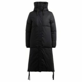 Parajumpers  long Sleeping coat in black color padded with down  women's Jacket in Black