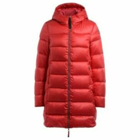 Parajumpers  Marion model coat padded with feather  women's Jacket in Red