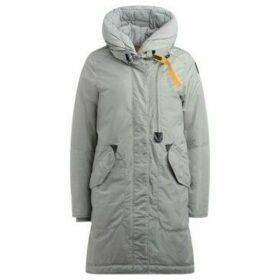 Parajumpers  Parka Tank Aloe color base padded with down  women's Parka in Black