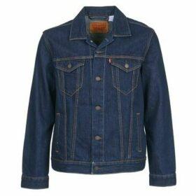 Levis  THE TRUCKER JACKET  women's Denim jacket in Blue