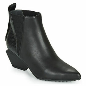 United nude  JACKY TEK BOOTIE MID  women's Low Ankle Boots in Black