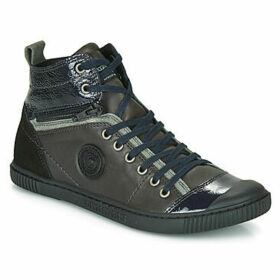 Pataugas  BANJOU  women's Shoes (High-top Trainers) in Grey