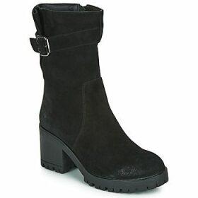 Les Petites Bombes  BOUM  women's High Boots in Black