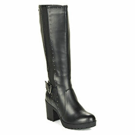 Refresh  69221-BLACK  women's High Boots in Black