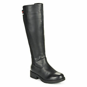 Refresh  69257-BLACK  women's High Boots in Black