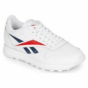 Reebok Classic  CL LEATHER VECTOR  women's Shoes (Trainers) in White