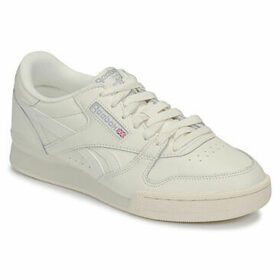 Reebok Classic  PHASE 1 PRO MU  women's Shoes (Trainers) in Beige