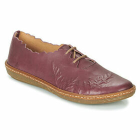 El Naturalista  CORAL  women's Casual Shoes in Purple