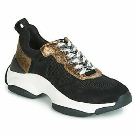 Mam'Zelle  HELIUM  women's Shoes (Trainers) in Black