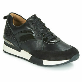 Karston  SICKER  women's Shoes (Trainers) in Black