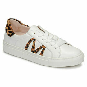 Minna Parikka  BUNNY SKATER  women's Shoes (Trainers) in White