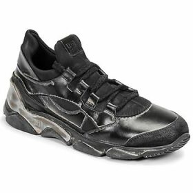 Moma  TONY NERO  women's Shoes (Trainers) in Black