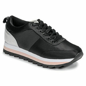 Only  SMILLA ELEVATED MIX  women's Shoes (Trainers) in Black