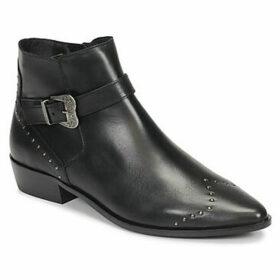 Ikks  BP80055-03  women's Mid Boots in Black