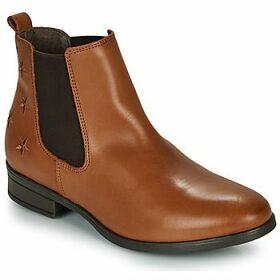 Betty London  LISELOTTE  women's Mid Boots in Brown