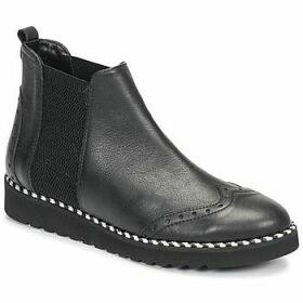 Ippon Vintage  HUNTER ROCK  women's Mid Boots in Black
