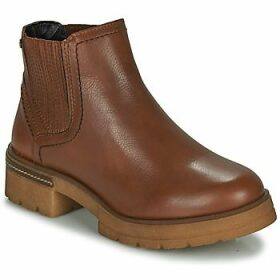 Musse   Cloud  GABY  women's Mid Boots in Brown