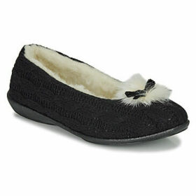 Rondinaud  ABZAC  women's Slippers in Black