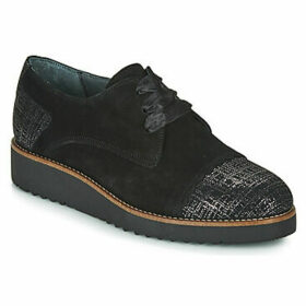 Myma  PERLOU  women's Casual Shoes in Black