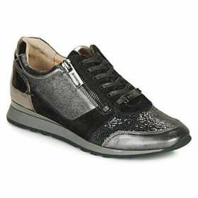 JB Martin  VERI  women's Shoes (Trainers) in Black