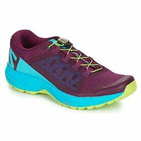 Salomon  XA ELEVATE W  women's Running Trainers in Purple