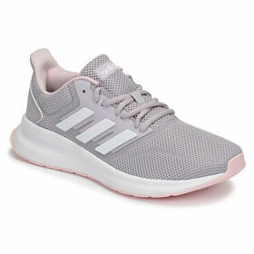 adidas  RUNFALCON  women's Shoes (Trainers) in Pink