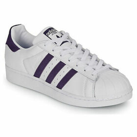 adidas  SUPERSTAR  women's Shoes (Trainers) in White