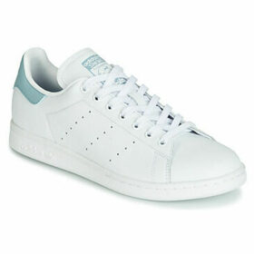 adidas  STAN SMITH  women's Shoes (Trainers) in White