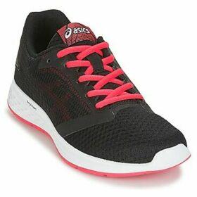Asics  PATRIOT 10  women's Running Trainers in Black