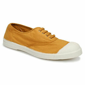 Bensimon  TENNIS LACET  women's Shoes (Trainers) in Yellow