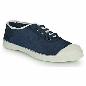 Bensimon  TENNIS PAULA  women's Shoes (Trainers) in Blue