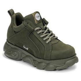 Buffalo  CORIN  women's Shoes (Trainers) in Green