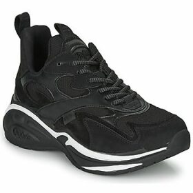 Buffalo  CAI  women's Shoes (Trainers) in Black