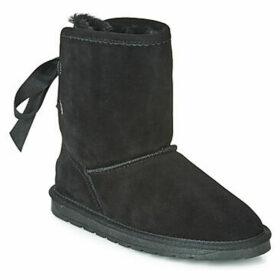 Esprit  LUNA BACK BOOTIE  women's Mid Boots in Black