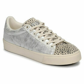 Gola  ORCHID II CHEETAH  women's Shoes (Trainers) in White