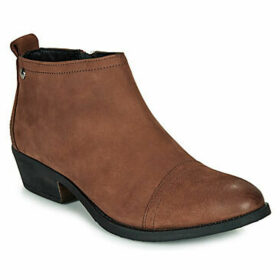 Hush puppies  SATONIE  women's Low Ankle Boots in Brown