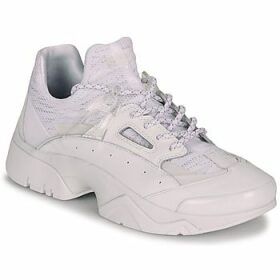Kenzo  SONIC  women's Shoes (Trainers) in White