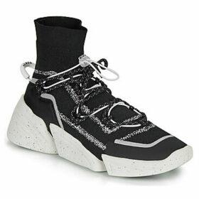 Kenzo  K SOCK SLIP ON  women's Shoes (High-top Trainers) in Black