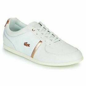 Lacoste  REY SPORT 319 1 CFA  women's Shoes (Trainers) in White
