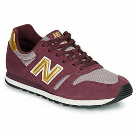 New Balance  373  women's Shoes (Trainers) in Red