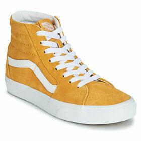 Vans  SK8-HI  women's Shoes (High-top Trainers) in Yellow