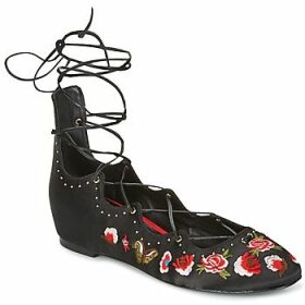 Ash  INDRA  women's Shoes (Pumps / Ballerinas) in Black