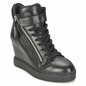 Ash  BODY  women's Shoes (High-top Trainers) in Black