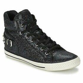 Ash  VERTIGO  women's Shoes (High-top Trainers) in Black