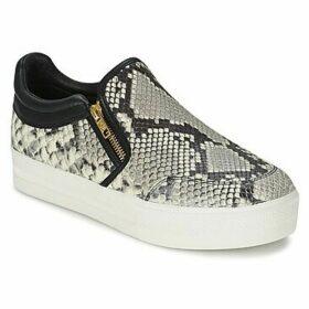 Ash  JORDY  women's Slip-ons (Shoes) in Grey