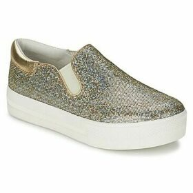 Ash  JAM  women's Slip-ons (Shoes) in Gold