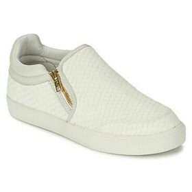 Ash  INTENSE  women's Slip-ons (Shoes) in White