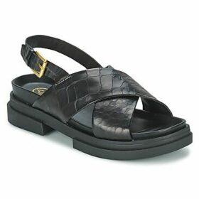 Ash  SUE  women's Sandals in Black